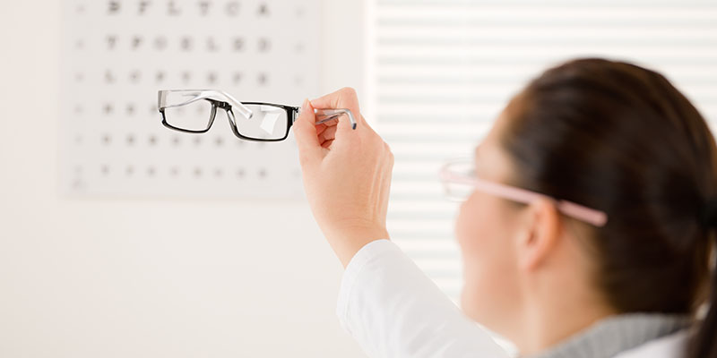 eye doctor trustworthy asheville nc